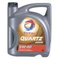 Синтетическое моторное масло Total Quartz 9000 Energy 5W40 4л