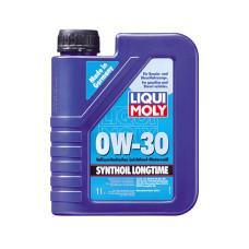 Синтетическое моторное масло - Synthoil Longtime SAE 0W-30   1 л.