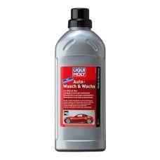 Автомобильный шампунь с воском - Auto-Wasch & Wachs 1 л.