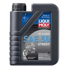 Масло для 4-тактных двигателей - Motorbike HD Classic SAE 50 Street 1л.