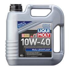 Полусинтетическое моторное масло - MoS2 Leichtlauf SAE 10W-40 4 л.