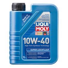 Полусинтетическое моторное масло - Super Leichtlauf SAE 10W-40   1л.