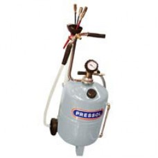 Передвижной прибор для отсоса отработанного масла Вентури, 24 л