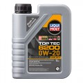 Синтетическое моторное масло - Top Tec 6200 0W-20 1 л.