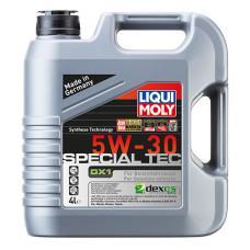 Синтетическое моторное масло - Special Tec DX1 5W-30 4 л.