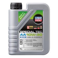 Полусинтетическое моторное масло - Special Tec AA Benzin SAE 10W-30   1л.
