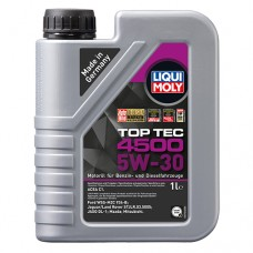 Синтетическое моторное масло - Top Tec 4500 5W-30   1л.