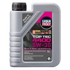 Синтетическое моторное масло - Top Tec 4400 5W-30 1л.