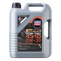 Синтетическое моторное масло - Top Tec 4310 0W-30 5л.