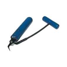 Тянущий нож с пластиковой ручкой - Ziehmesser   1 шт.