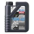 Масло для 4-тактных двигателей - Motorbike 4T 10W-40 Street 1 л.