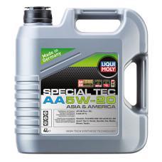 Синтетическое моторное масло - SPECIAL TEC AA 5W-20 4л.