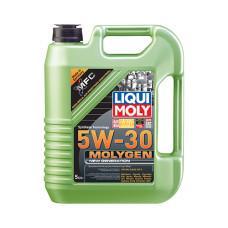 Синтетическое моторное масло - Molygen New Generation 5W-30   5 л.
