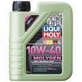 Полусинтетическое моторное масло - Molygen New Generation 10W-40   1л.