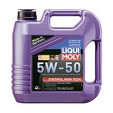 Синтетическое моторное масло - Synthoil High Tech SAE 5W-50 4л.