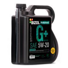 Синтетическое моторное масло -  BIZOL Green Oil+ 5W-20 4л