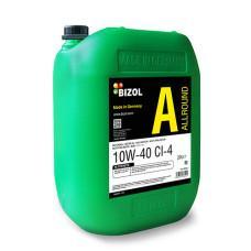 Полусинтетическое моторное масло -  BIZOL Allround 10W-40 CI-4 20л