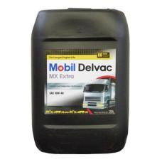 Полусинтетическое моторное масло Mobil Delvac MX Extra 10W-40 20л