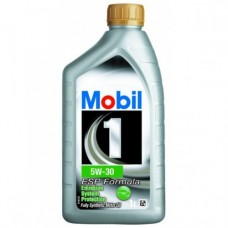 Синтетическое моторное масло Mobil 1 ESP Formula 5W-30 1 л