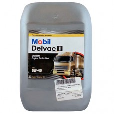 Синтетическое моторное масло Mobil Delvac 1 5W-40 20 л