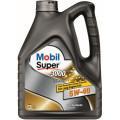 Синтетическое моторное масло Mobil Super 3000 Diesel 5W-40  X1 4 л