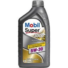 Синтетическое моторное масло Mobil 3000 Formula FE 5W-30 1 л