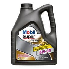 Синтетическое моторное масло Mobil 3000 Formula FE 5W-30 4л