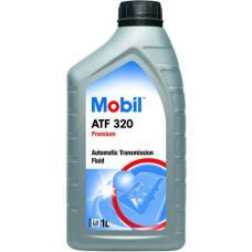 Масло для АКПП и гидроприводов Mobil ATF 320 1 л