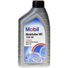 Трансмиссионное масло Mobilube HD 75W-90 1 л
