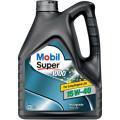 Минеральное моторное масло Mobil Super 1000 15W-40 4 л