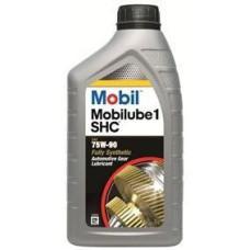 Трансмиссионное масло Mobilube 1 SHC 75W-90 1 л