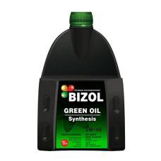 Синтетическое моторное масло -  BIZOL GREEN OIL SYNTHESIS 5W-40 1л