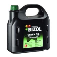 Синтетическое моторное масло -  BIZOL Green Oil Ultrasynth 5W-30 4л