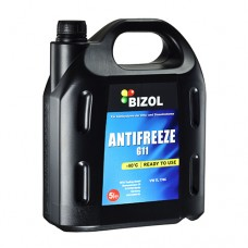 Антифриз - BIZOL ANTIFREEZE G11, -40°С 5л