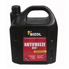 Антифриз - BIZOL ANTIFREEZE G12+, concentrate 5л