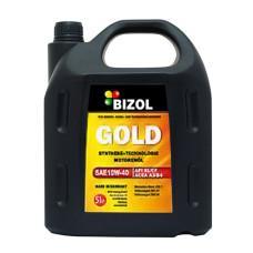 Полусинтетическое моторное масло -  BIZOL GOLD 10W-40 5л