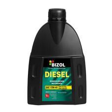Минеральное моторное масло -  BIZOL DIESEL 15W-40 1л