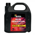 Синтетическое моторное масло -  BIZOL New Generation 5W-30 4л