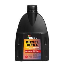 Полусинтетическое моторное масло -  BIZOL DIESEL ULTRA 10W-40 1л