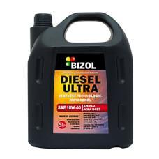 Полусинтетическое моторное масло -  BIZOL DIESEL ULTRA 10W-40 5л