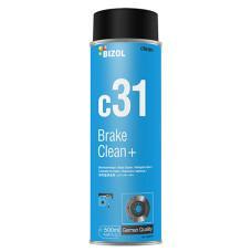 Очиститель тормозной системы - BIZOL Brake Clean+ c31 0,5л