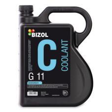Антифриз - BIZOL Coolant G11, концентрат -80°С 5л