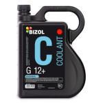 Антифриз - BIZOL Coolant G12 , концентрат -80°С 5л