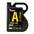 Полусинтетическое моторное масло -  BIZOL Allround 10W40 5л