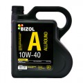 Полусинтетическое моторное масло -  BIZOL Allround 10W40 4л