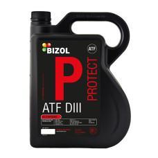 Масло трансмиссионное - BIZOL Protect ATF DIII 5л