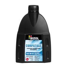 Синтетическое моторное масло -  BIZOL Compatible SAE 5W-30 1л
