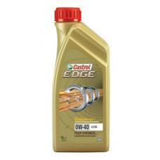 Синтетическое моторное масло EDGE 0W-40 A3/B4 Titanium 1 л.
