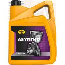Синтетическое моторное масло - KROON OIL  ASYNTHO 5W-30 5л
