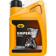 Полусинтетическое моторное масло - KROON OIL  EMPEROL DIESEL 10W-40 1л